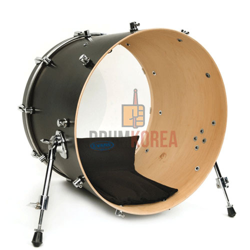 Evans EQPAD 베이스 머플링 패드 Evans EQ-Pad Bass Drum Damper