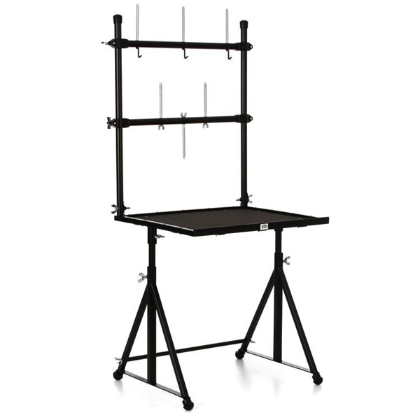 LP Latin Percussion LP760A Percussion Table / Percussion stand / 엘피 LP-760A 퍼커션 테이블 / 스탠드