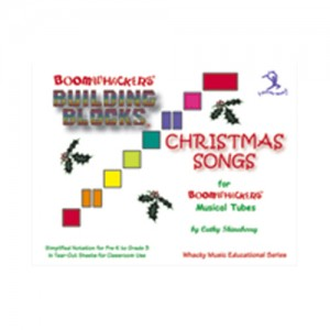 [드럼코리아 1599-3867] Building Blocks! Christmas Songs! (BVCT)