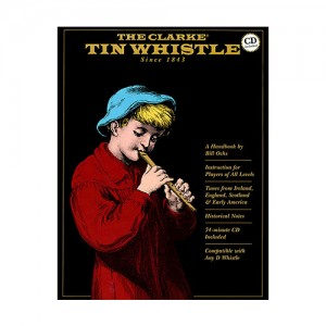 [드럼코리아 1599-3867] Tin Whistle Deluxe Set (TCD)