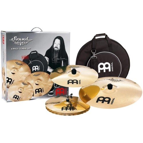 Meinl - Sound Caster Custom 심벌세트