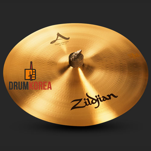 [드럼코리아 1599-3867] A Zildjian - THIN Crash
