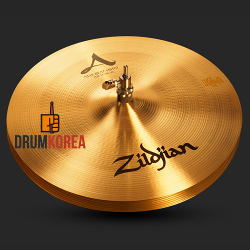 [드럼코리아 1599-3867] A Zildjian - NEW BEAT Hihats