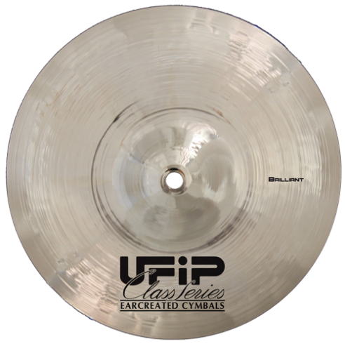 "[드럼코리아 1599-3867] UFIP CLASS BRILLIANT 10"" SPLASH"
