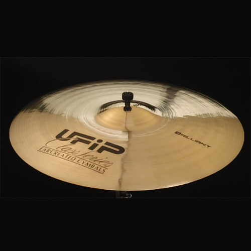 "[드럼코리아 1599-3867] UFIP CLASS BRILLIANT 20"" RIDE"