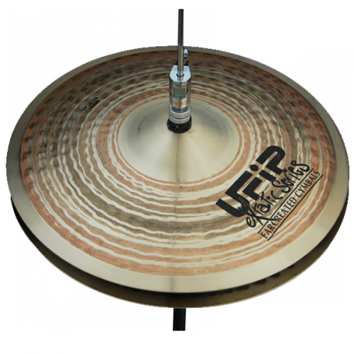 "[드럼코리아 1599-3867] UFIP EXTATIC SERIES 14""  HI-HAT"