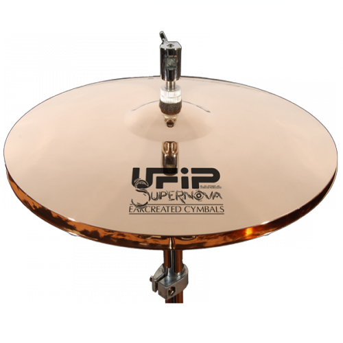 "[드럼코리아 1599-3867] UFIP SUPERNOVA SERIES 14"" HI-HAT"