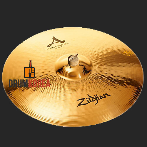[드럼코리아 1599-3867] A Zildjian - Medium Heavy Ride 22인치