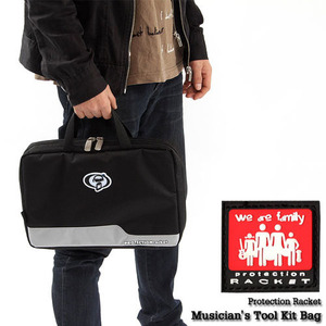 [드럼코리아 1599-3867] Protection Racket Musician's Tool Kit Bag 공구가방