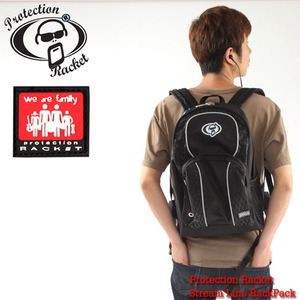 [드럼코리아 1599-3867] Protection Racket Streamline BackPack 백팩