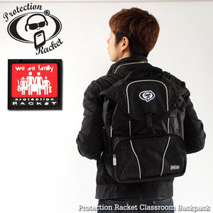 [드럼코리아 1599-3867] Protection Racket Classroom BackPack 백팩