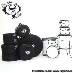 [드럼코리아 1599-3867] Protection Racket AAA Rigid Drum Case 5/6/7기통세트