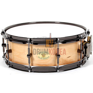 "[드럼코리아 1599-3867] Noble & Cooley SS Classic Maple Snare 14x5"" FGJB145CMBC"