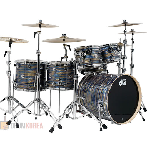 DW Collector's Series - Peacock Oyster FinishPly  디떠블유 콜렉터 시리즈 피콕오이스터 색상 6기통