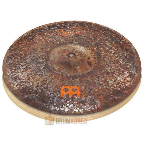 [드럼코리아 1599-3867] Meinl - Byzance Extra Dry Medium Thin 하이햇