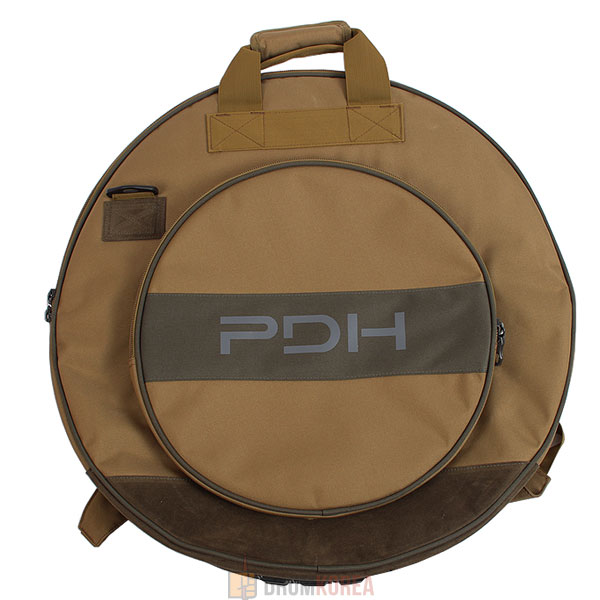 "PDH Deluxe Cymbal Case Brown 22"" 심벌 케이스 SW-CBB-2055"