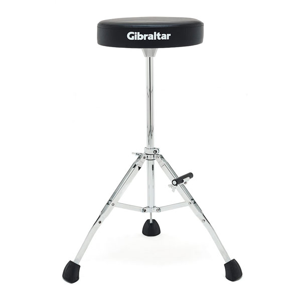 [드럼코리아 1599-3867] Gibraltar 27″ compact performance stool, fold up tripod with foot rest l 지브랄타 GGS10T 의자 - 클래식용