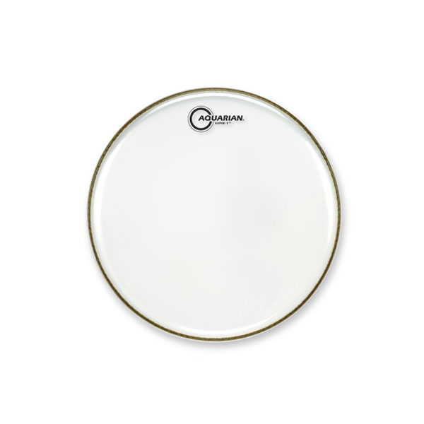 AQUARIAN DRUMHEAD SUPER2 CLEAR l 아쿠아리안 슈퍼2 클리어 이중피 - Clear Double Ply(2겹) - 옵션 사이즈선택 (S2/MRS2)