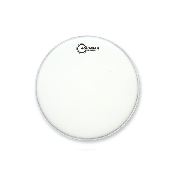 AQUARIAN DRUMHEAD PERFORMANCE2 COATED l 아쿠아리안 퍼포먼스2 이중 코팅피 - Coated Double Ply(2겹) - 옵션 사이즈선택 (TCPF)