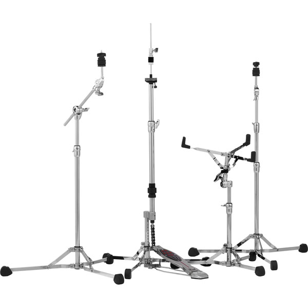 [드럼코리아 1599-3867] PEARL HWP150S LIGHTWEIGHT 150 SERIES FLAT BASE HARDWARE PACK ㅣ 펄 하드웨어 페키지 - 세트(HWP150)