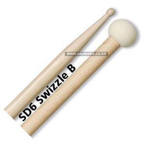 [드럼코리아 1599-3867] Vic Firth - SD6 Swizzle B 스틱