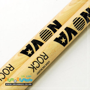 [드럼코리아 1599-3867] Vic Firth NOVA - ROCK 우드팁 USA [NROCK]