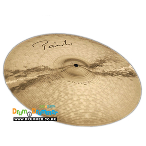 [드럼코리아 1599-3867] PAISTE - Signature DARK ENERGY MARK-I 크래쉬