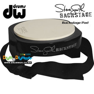dw -DWSMPADSS Steve Smith Backstage 원목 무릎패드