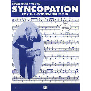 [드럼코리아 1599-3867] Progressive Steps To Syncopation For The Modern Drummer
