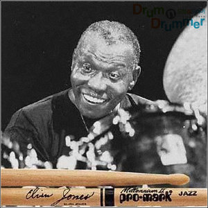 Promark - Elvin Jones JAZZ Signature 스틱 (Wood/TXJZW) l 프로마크 드럼스틱
