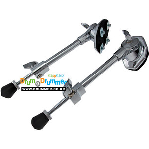 [드럼코리아 1599-3867] Gibraltar SC-BS4 Pro Bass Drum Spurs (with Bracket) 베이스 드럼 스퍼