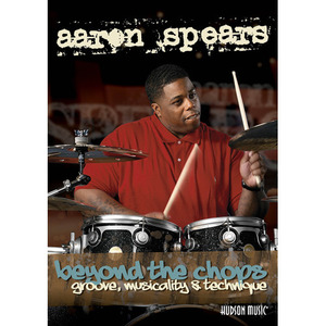 [드럼코리아 1599-3867] [DVD] Aaron Spears - Beyond The Chops