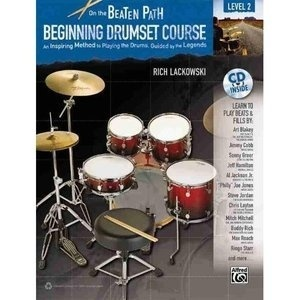 [드럼코리아 1599-3867] On The Beaten Path: Beginning Drumset Course, Level 2