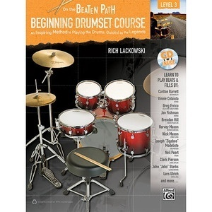 [드럼코리아 1599-3867] On The Beaten Path: Beginning Drumset Course, Level 3
