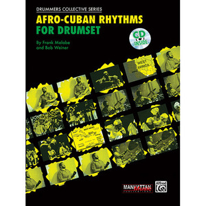 [드럼코리아 1599-3867] Afro-Cuban Rhythms for Drumset