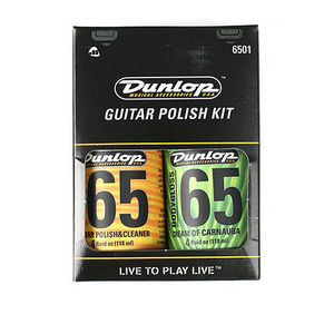 Dunlop Guitar Polish Kit바디용(6501)