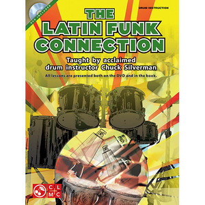 [드럼코리아 1599-3867] [교본+DVD] The Latin Funk Connection