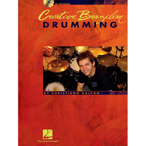 [드럼코리아 1599-3867] [교본+CD] Creative Brazilian Drumming