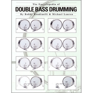 [드럼코리아 1599-3867] [교본] The Encyclopedia of Double Bass Drumming