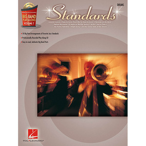 [교본+CD] Standards – Drums