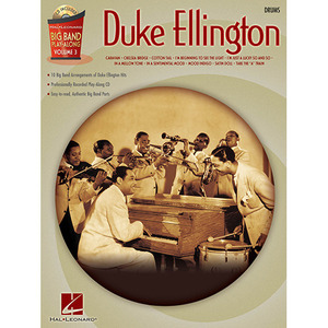 [교본+CD] Duke Ellington - Drums 듀크 엘링턴