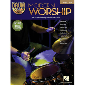 [드럼코리아 1599-3867] [교본+CD] Modern Worship - Drums