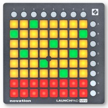 [드럼코리아 1599-3867] NOVATION - LaunchPad Mini